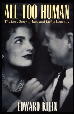 9780786208890: All Too Human: The Love Story of Jack and Jackie Kennedy (Thorndike Press Large Print Buckinghams)