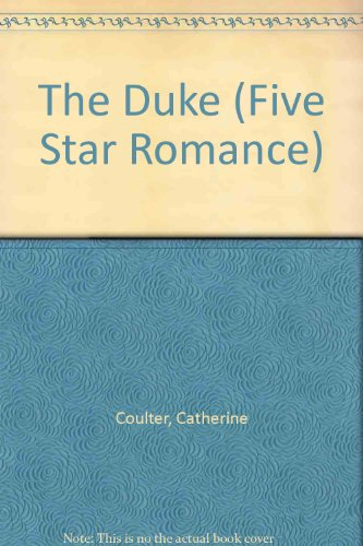 9780786209149: The Duke (Five Star Standard Print Romance)