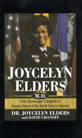 9780786209583: Joycelyn Elders, M.D: From Sharecropper's Daughter to Surgeon General of the United States of America (Thorndike Press Large Print Americana Series)