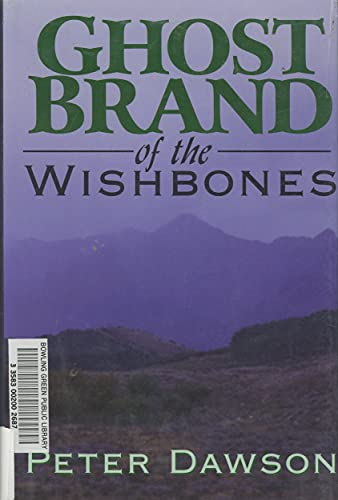 9780786211593: Ghost Brand of the Wishbones: A Western Trio (Five Star First Edition Western Series)