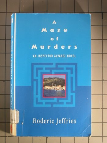 9780786213818: A Maze of Murders: An Inspector Alvarez Novel