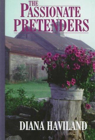 9780786213900: The Passionate Pretenders (Five Star Standard Print Romance)