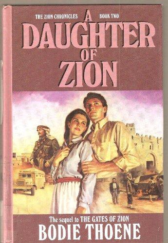 9780786214396: A Daughter of Zion (Five Star Standard Print Christian Fiction Series)