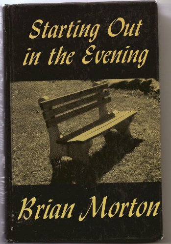 9780786214518: Starting Out in the Evening (Thorndike Senior Lifestyle)