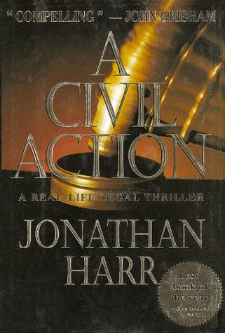 9780786214532: A Civil Action (Thorndike Press Large Print Americana Series)