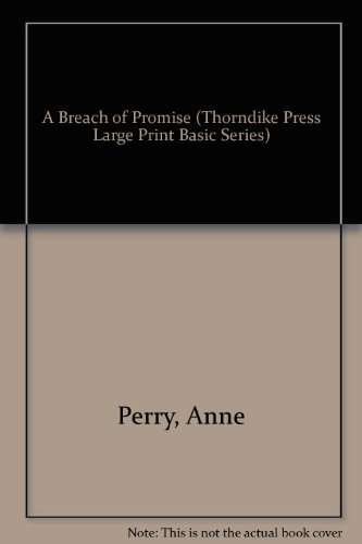 9780786214655: A Breach of Promise