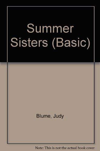9780786215362: Summer Sisters : A Novel [Large Print]