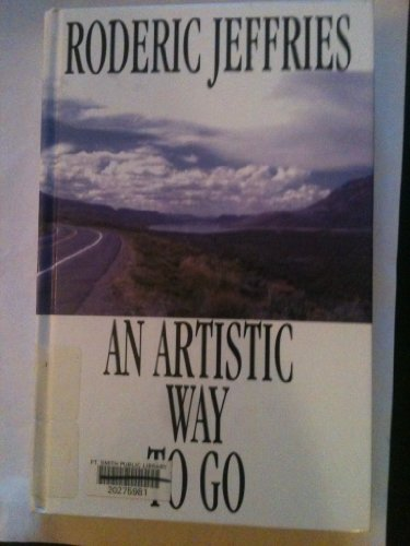 9780786215454: An Artistic Way to Go: An Inspector Alvarez Novel (Thorndike Mystery)