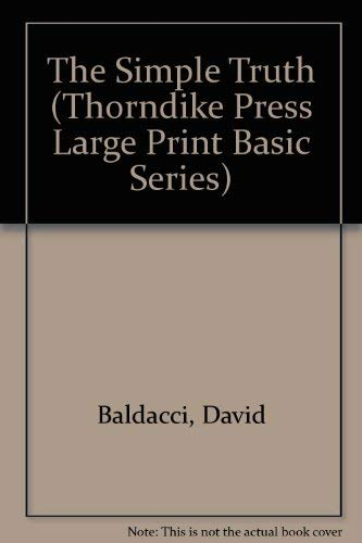 9780786216956: The Simple Truth (Thorndike Press Large Print Basic Series)