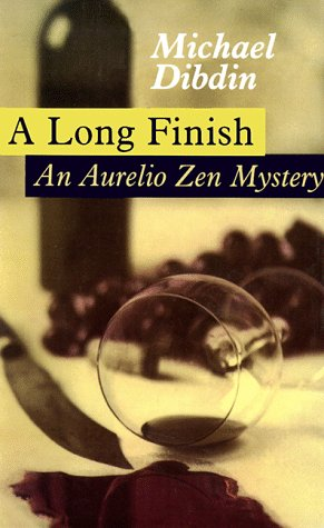 9780786217625: A Long Finish: An Aurelio Zen Mystery