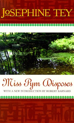 9780786217786: Miss Pym Disposes (Thorndike Press Large Print Mystery Series)