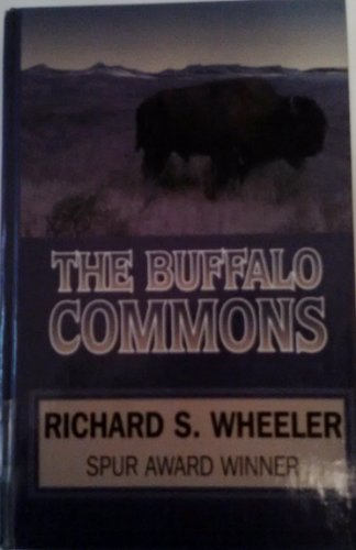 9780786218905: The Buffalo Commons (Thorndike Press Large Print Americana Series)