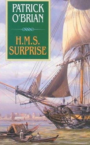 9780786219346: H.M.S. Surprise (Thorndike Large Print Famous Authors Series)