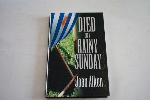 9780786219629: Died on a Rainy Sunday