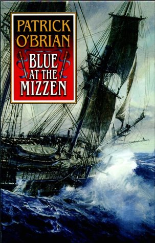 9780786220465: Blue at the Mizzen