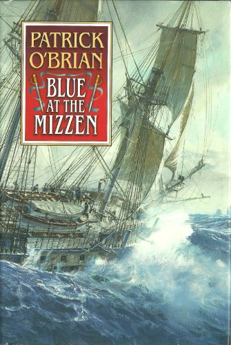 9780786220472: Blue at the Mizzen (Thorndike Paperback Bestsellers)