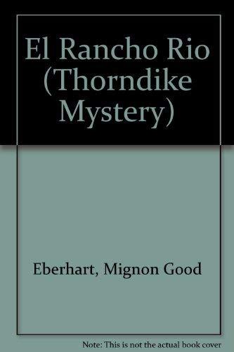 9780786220700: El Rancho Rio (Thorndike Mystery)