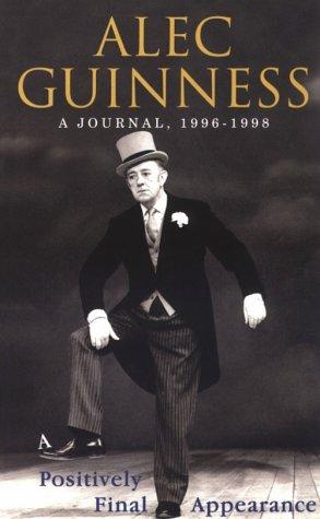 9780786220939: A Positively Final Appearance: A Journal 1996-98 (Thorndike Press Large Print Buckinghams)