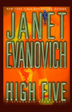 9780786221073: High Five (Thorndike Press Large Print Mystery Series)