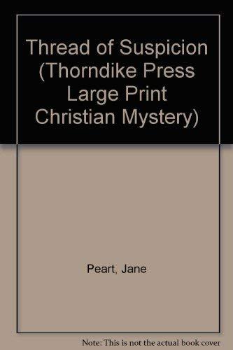 9780786221424: Thread of Suspicion (Edgecliffe Manor Mysteries #4)
