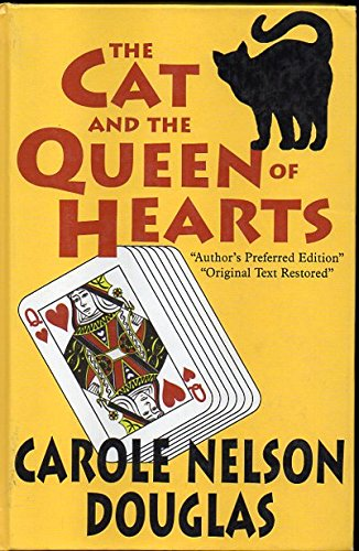 9780786221738: The Cat and the Queen of Hearts: A Midnight Louie Las Vegas Adventure (Five Star Mystery Series)