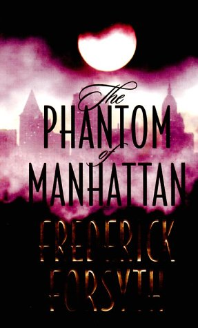 9780786222025: The Phantom of Manhattan (Thorndike Press Large Print Basic Series)