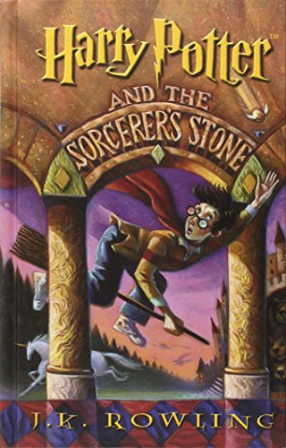 9780786222728: Harry Potter and the Sorcerer's Stone (Book 1, Large Print)