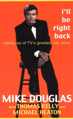 9780786223589: I'll Be Right Back: Memories of Tv's Greatest Talk Show