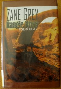 9780786223930: Rangle River (Five Star First Edition Western)