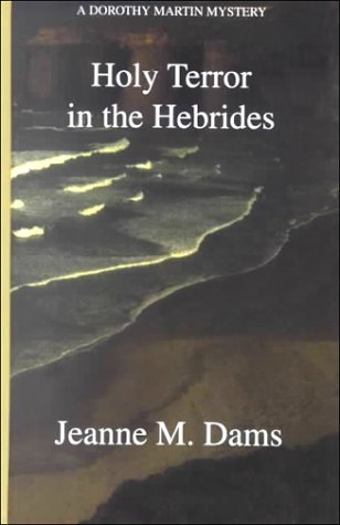 9780786224074: Holy Terror in the Hebrides (Thorndike Senior Lifestyle)