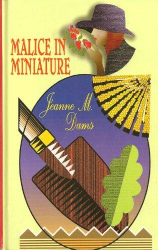 9780786224081: Malice in Miniature (Dorothy Martin Mysteries, No. 4)