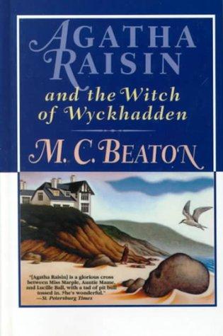 9780786224180: Agatha Raisin and the Witch of Wyckhadden (Agatha Raisin Mysteries, No. 9)