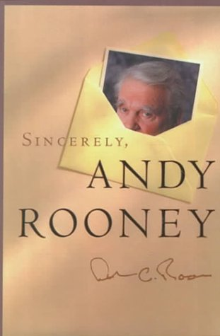 9780786224838: Sincerely, Andy Rooney