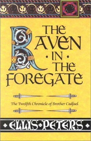 9780786224944: Raven in the Foregate: The Twelfth Chronicle of Brother Cadfael