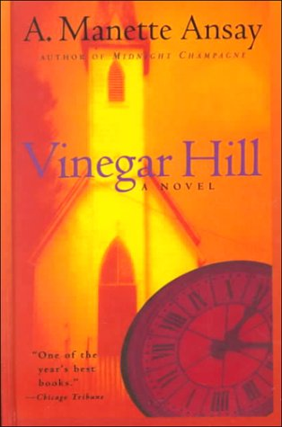 9780786225118: Vinegar Hill: A Novel (Thorndike Press Large Print Basic Series)