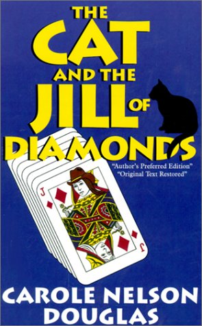 9780786225408: The Cat and the Jill of Diamonds (MIDNIGHT LOUIE LAS VEGAS ADVENTURE, BOOK 3)