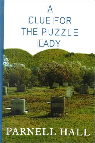 9780786225422: A Clue for the Puzzle Lady