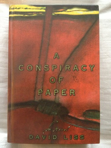 9780786226658: A Conspiracy of Paper - Large Print