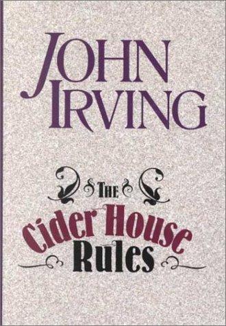 9780786226740: The Cider House Rules (Basic)