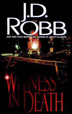 9780786227150: Witness in Death (Thorndike Press Large Print Americana Series)
