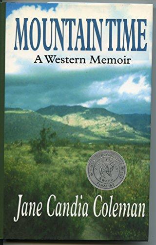 9780786227334: Mountain Time: A Western Memoir (Five Star First Edition Western Series)