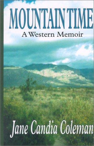 9780786227341: Mountain Time: A Western Memoir