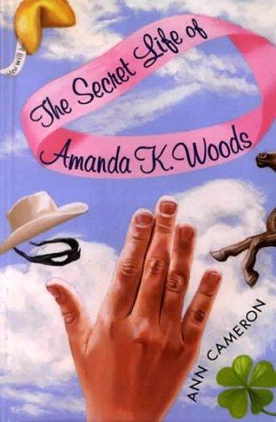 9780786227778: The Secret Life of Amanda K. Woods (Thorndike Large Print Literacy Bridge Series)
