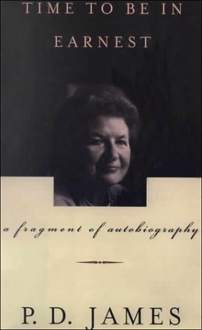 9780786228317: Time to Be in Earnest: A Fragment of Autobiography
