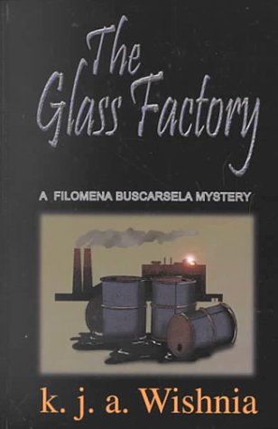 9780786228416: The Glass Factory: A Filomena Buscarsela Mystery