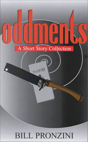 9780786228942: Oddments: A Short Story Collection (Five Star First Edition Mystery Series)