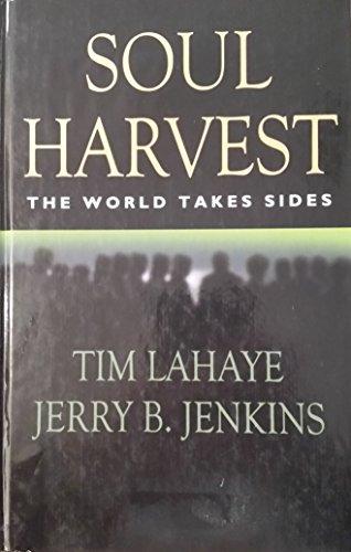Soul Harvest Book