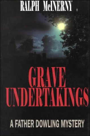 9780786229253: Grave Undertakings: A Father Dowling Mystery