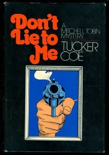9780786230112: Don't Lie to Me: A Mitchell Tobin Mystery (Five Star First Edition Mystery Series)