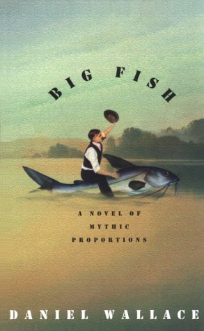 9780786230433: Big Fish: A Novel of Mythic Proportions (Thorndike Press Large Print Basic Series)